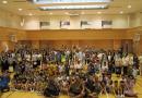 Embassy and Samoan Nippon Community Members visit Akashi Primary School. 中央区立明石小学校で開催された国際理解教室に参加いたしました。